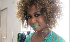 Comedian Glozell Green - age: 58