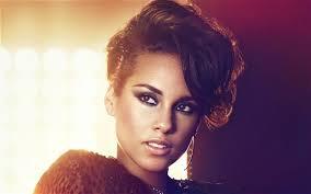 Singer Alicia Keys - age: 36
