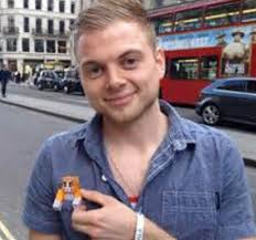 Web Video Star David Spencer - age: 25