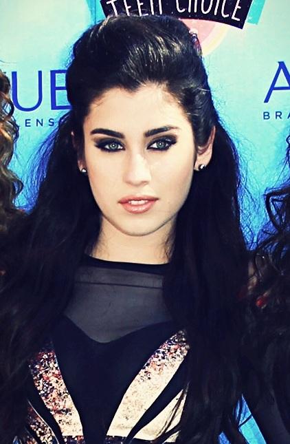 Singer Lauren Jauregui - age: 21