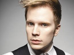 Singer Patrick Stump - age: 36