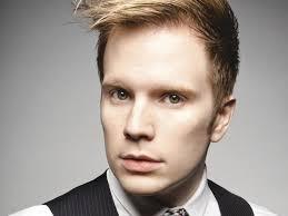Singer Patrick Stump - age: 33