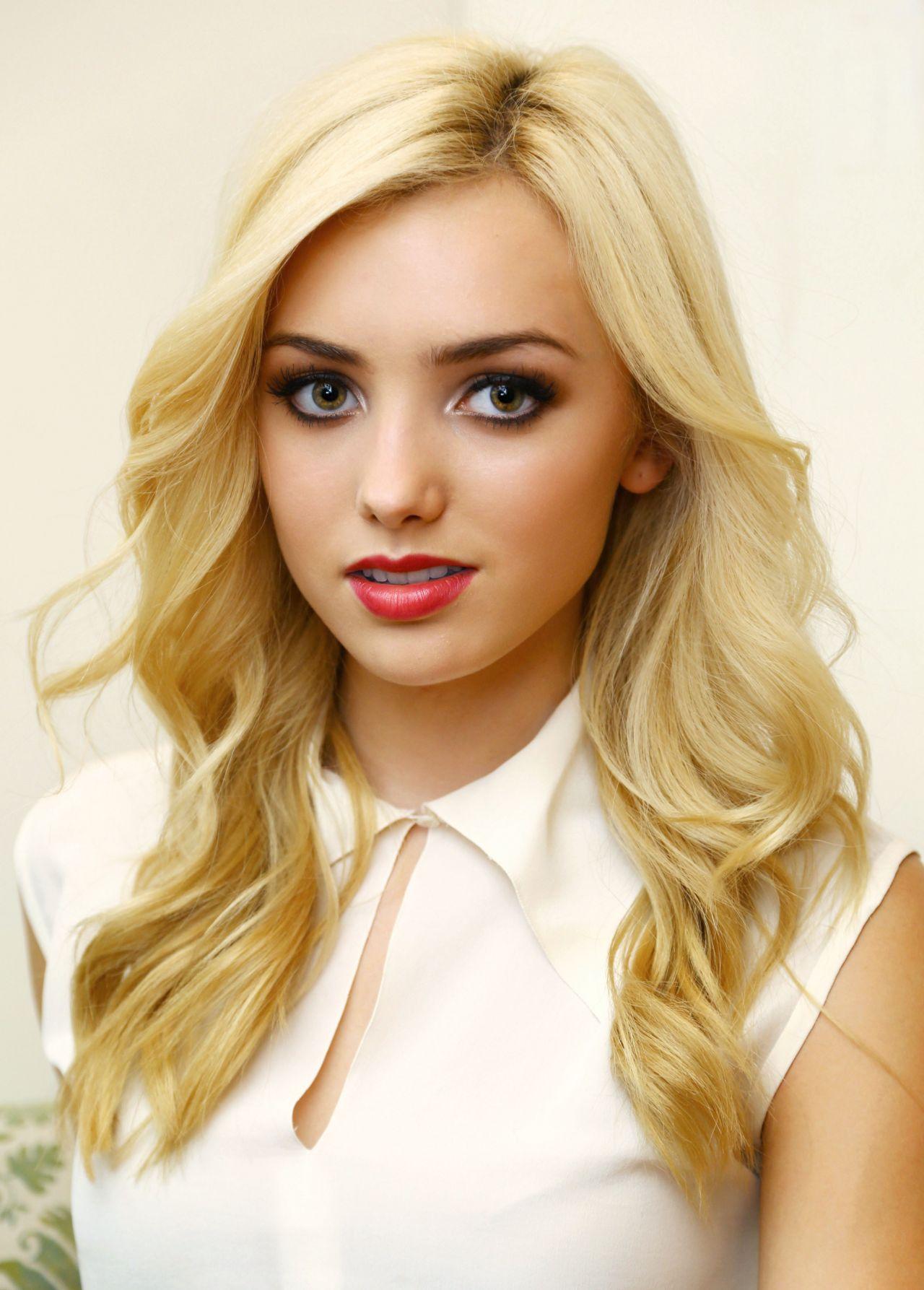 Actress Peyton List - age: 19