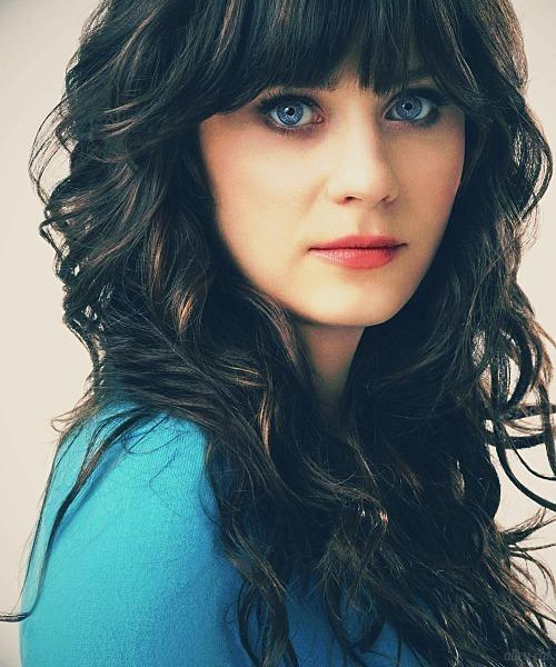 Actress, singer, composer, musician, producer Zooey Deschanel - age: 37
