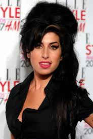 Singer-songwriter Amy Winehouse - age: 27