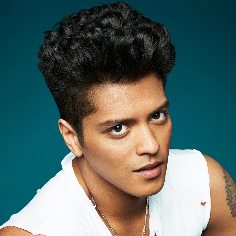 Singer Bruno Mars - age: 32