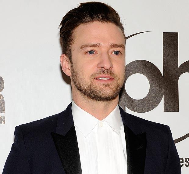 Singer Justin Timberlake - age: 40