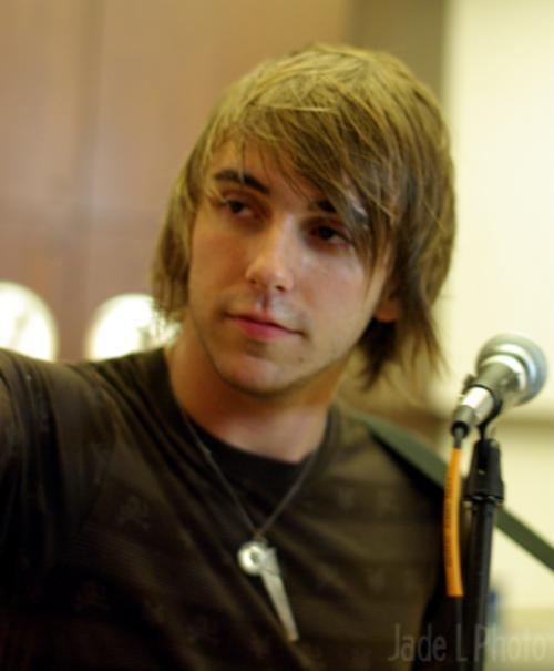Singer Alex Gaskarth - age: 29