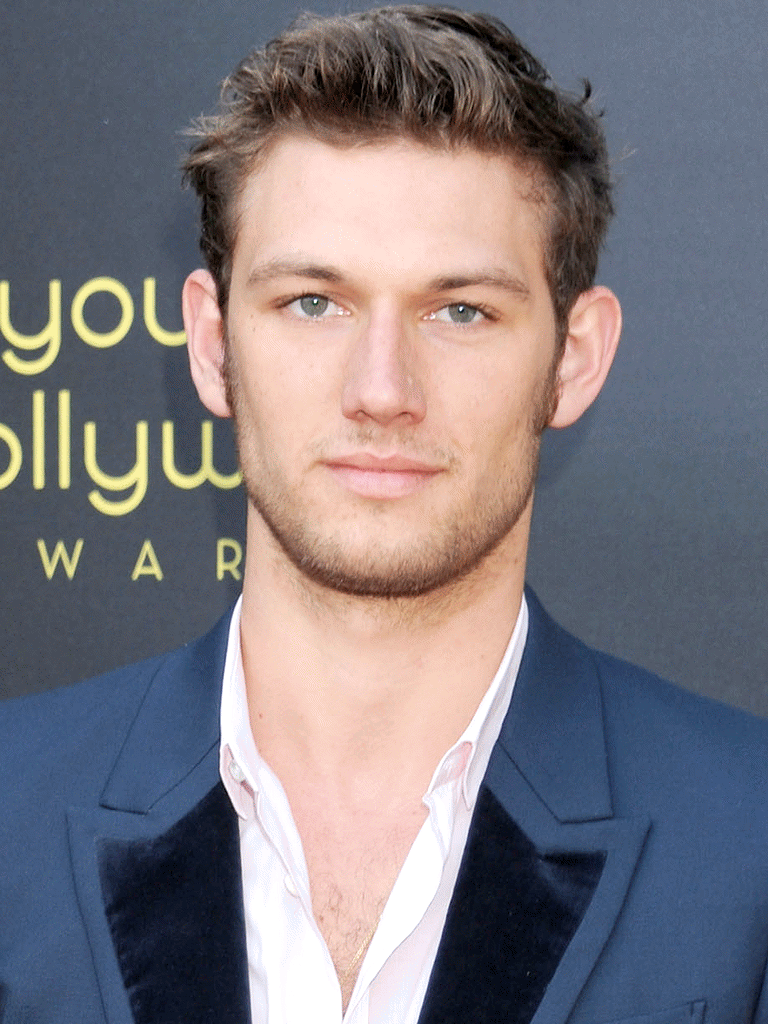 Actor, Model Alex Pettyfer - age: 31