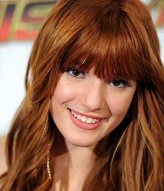 Actress Bella Thorne - age: 19