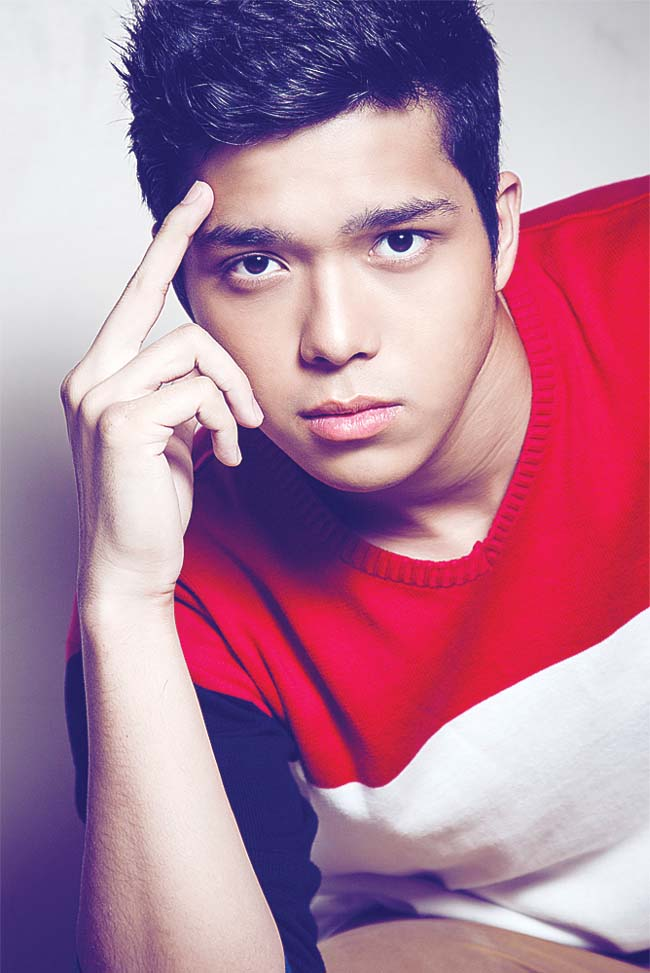Actor, Singer Elmo Magalona - age: 26
