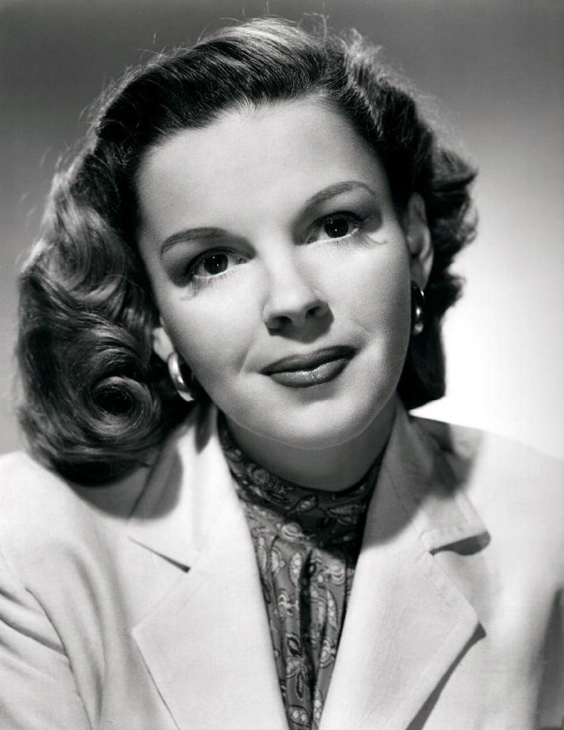 Singer, Actress Judy Garland - age: 47