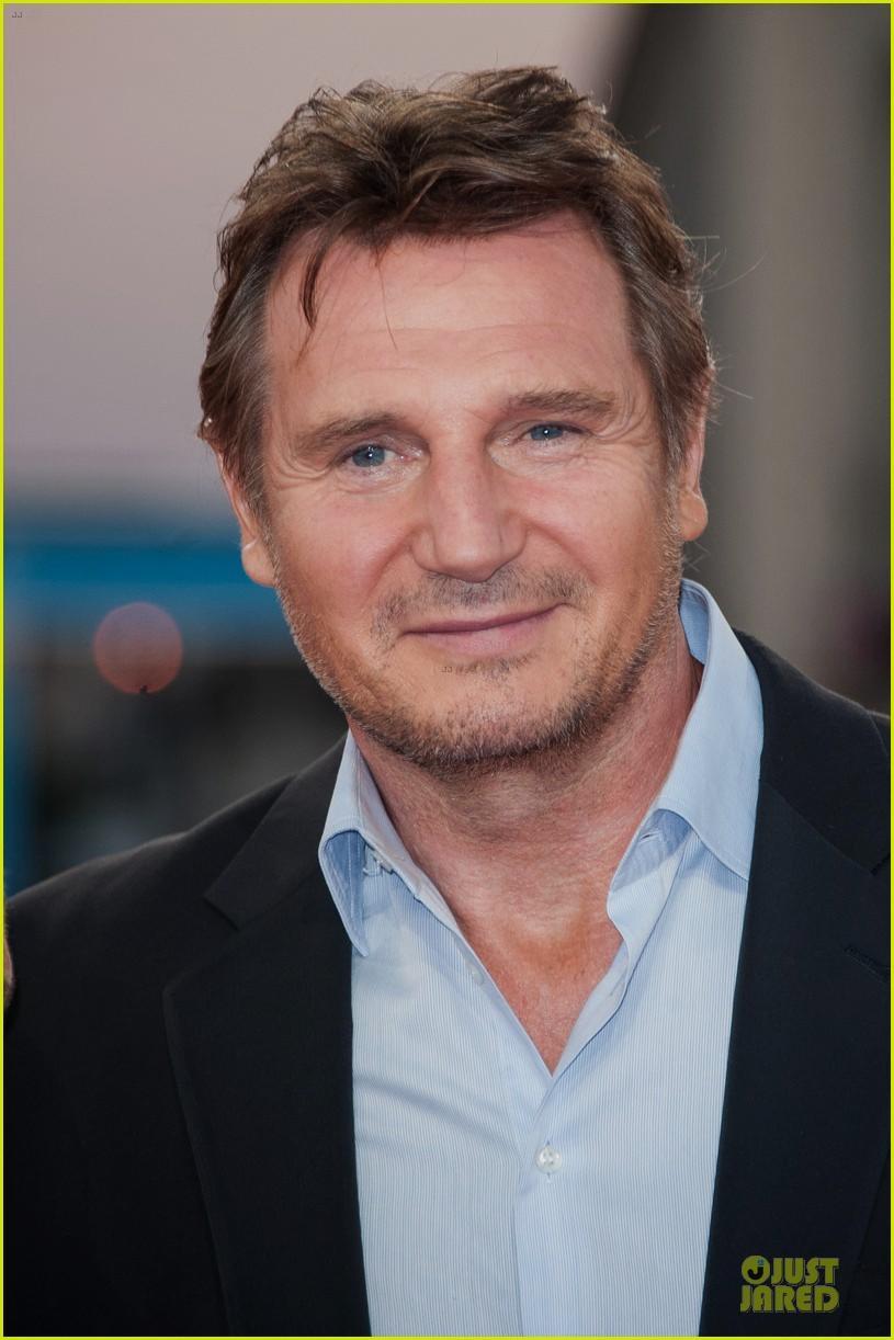 Actor Liam Neeson - age: 65
