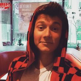 Web Video Star Mitch Hughes - age: 23