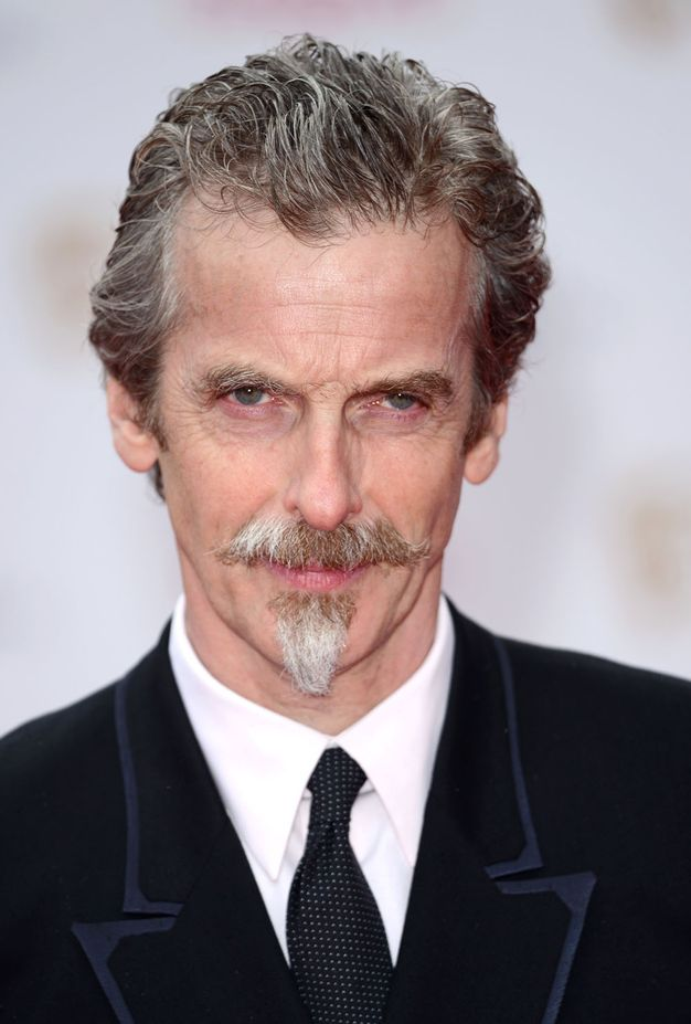 Actor, Director, Writer Peter Capaldi - age: 62