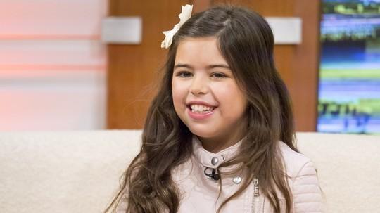 Actress Sophia Grace Brownlee  - age: 14