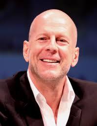 Actor Bruce Willis - age: 62