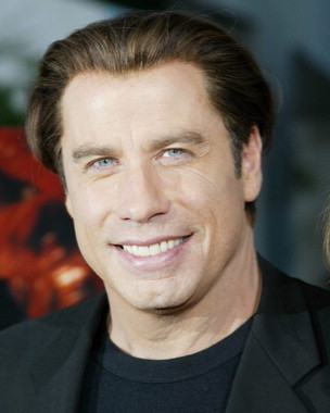 Actor John Travolta - age: 63