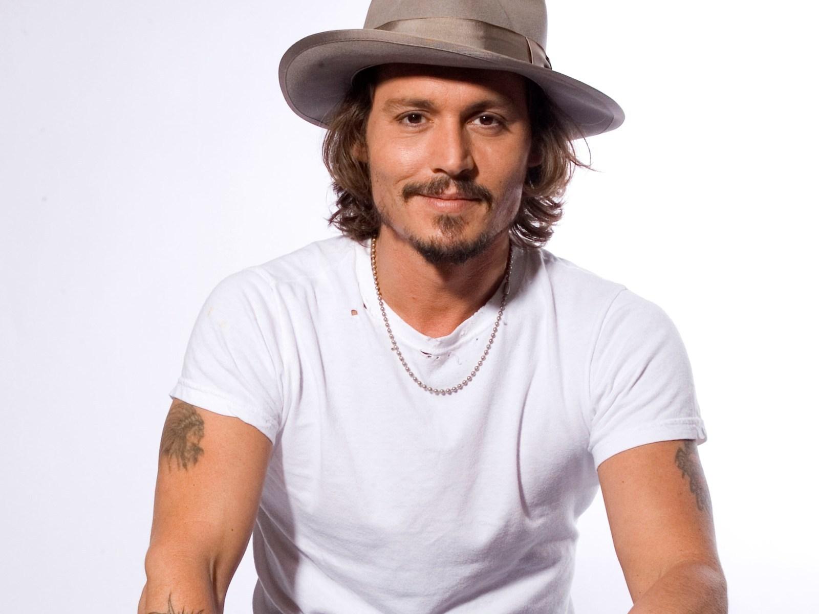 Actor Johnny Depp - age: 57