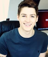 Web Video Star Finn Harries - age: 27