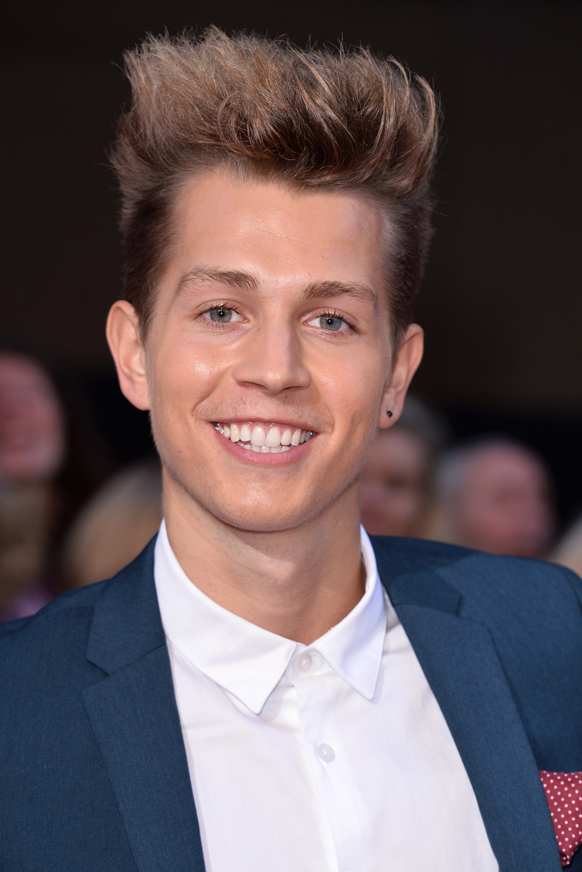 Guitarist James McVey - age: 26