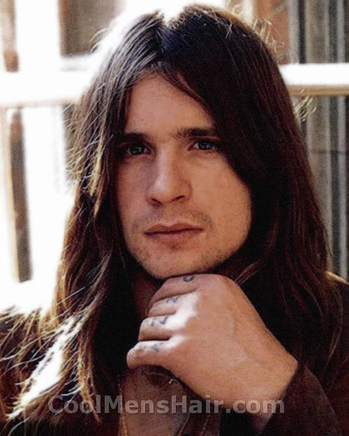 Vocalist Ozzy Osbourne - age: 69