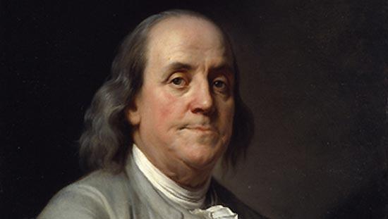 Scientist, Inventor, Writer Benjamin Franklin - age: 84