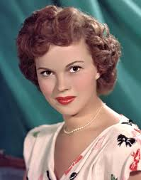Actress Shirley Temple - age: 85