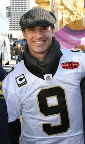 baseball player Drew Brees - age: 42