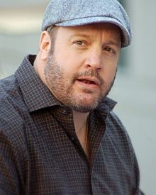 Actor Kevin James - age: 55