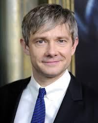 Actor Martin Freeman - age: 46