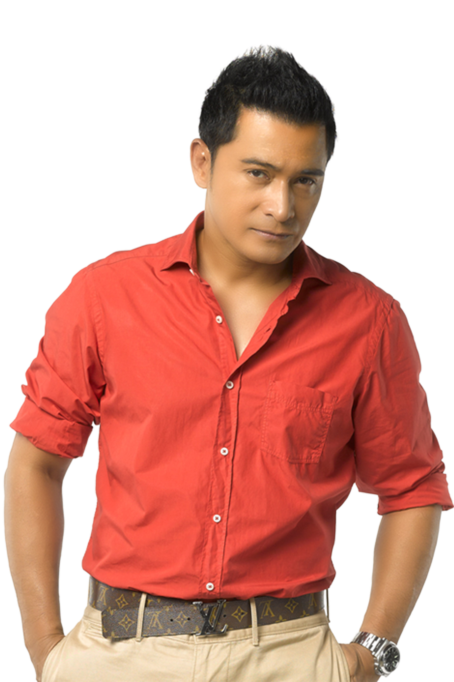 Actor Cesar Montano - age: 54