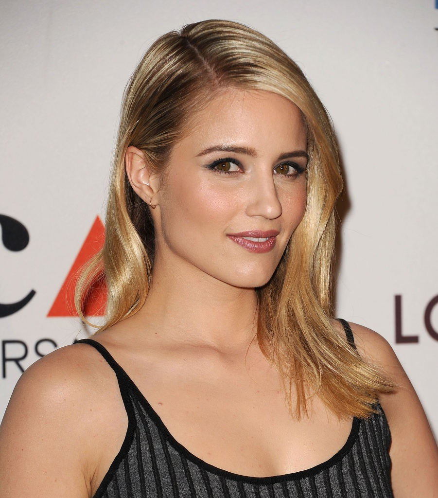 actress, dancer, singer, producer, director Dianna Agron - age: 34