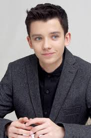 Actor Asa Butterfiled - age: 20