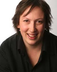 Writer Miranda Hart - age: 45