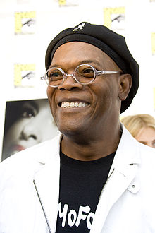 Movie Actor Samuel L. Jackson - age: 68