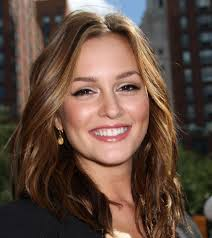 Actress Leighton Meester - age: 35