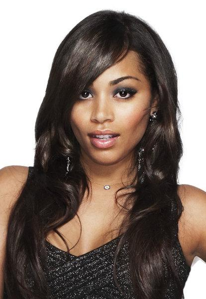actress, model,  television personality Lauren London - age: 36