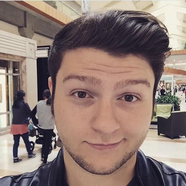 Web Video Star Adam Dahlberg - age: 29