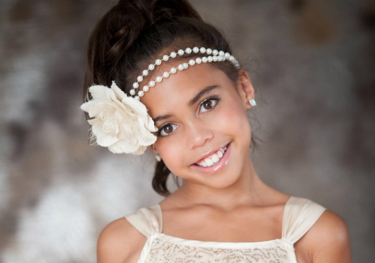 Dancer Asia Ray - age: 11