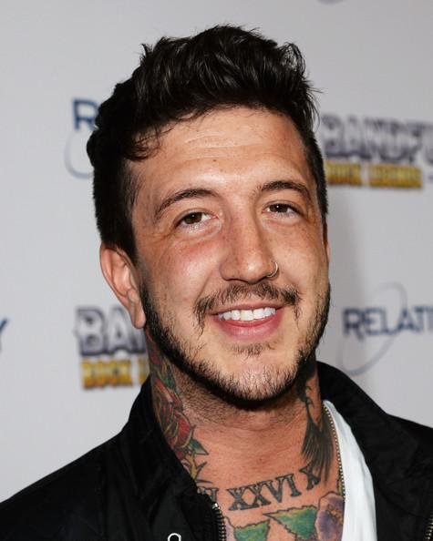 Singer Austin Carlile  - age: 33