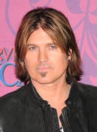 Singer-songwriter Billy Ray Cyrus - age: 55
