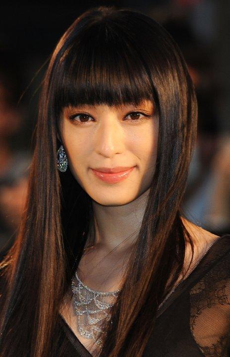 Actress Chiaki Kuriyama - age: 36