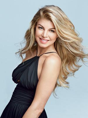 Singer Fergie - age: 45