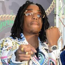 Rapper Quavo Marshal  - age: 26