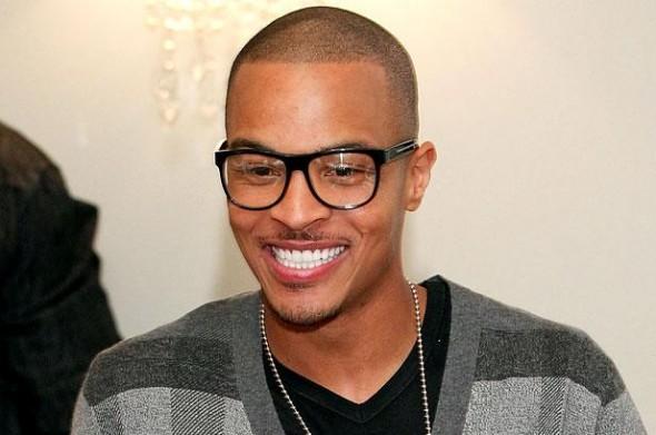 Rapper T.I - age: 40