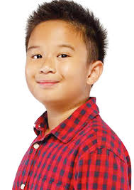 Actor Bimby Yap - age: 14