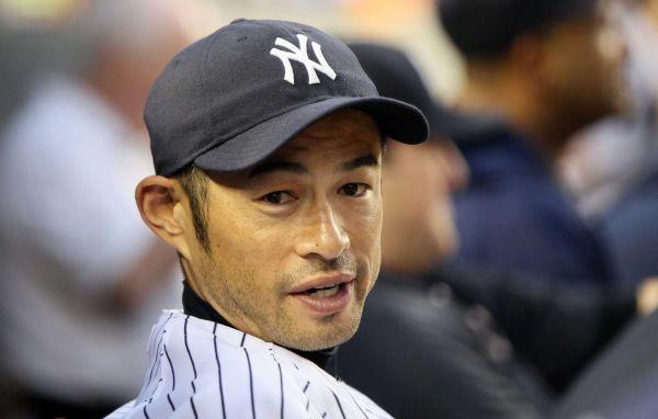 baseball player Ichiro Suzuki - age: 43