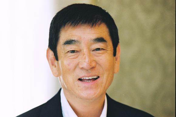 Actor Ken Takakura - age: 83
