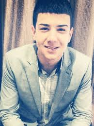Singer Luis Coronel - age: 21